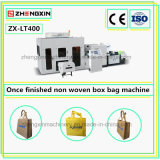 Non-Woven относящий к окружающей среде содружественный мешок делая машину оценить (ZX-LT400)