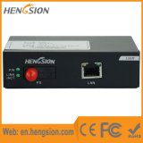 1 Tx e 1 interruptor de rede do acesso do Ethernet das portas do megabit de Fx