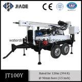 Piattaforma di produzione montata rimorchio dell'acqua di Jt200y