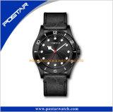 2016 haut de gamme Quartz chronographe Rolexable montre-bracelet Bracelet en cuir