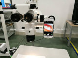 운영 현미경과 틈새 램프를 위한 HD Smartphone 비디오 어댑터
