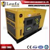 10-100 generatore diesel silenzioso eccellente raffreddato ad acqua di chilowatt