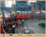 Becken-oben Hydraulik-Wagenheber System/horizontale Aufbau-Methoden-Steckfassungen