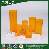 30ml 50ml 60ml 80ml 120ml 160ml 240ml Frasco para farmácia de segurança infantil Garrafa para comprimidos para comprimidos Embalagem Frascos reversíveis de plástico