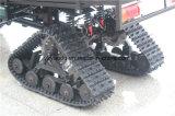 Cuatro lámpara principal 250cc ATV con almacenaje grande del neumático de nieve