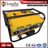 gerador portátil do querosene do começo da gasolina de 2kw 2.5kw 3kw