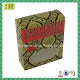 Caixa de embalagem de papel macia Foldable