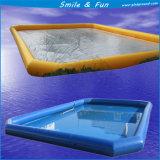 Большой раздувной бассеин для воды Toys раздувной плавательный бассеин