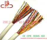 Pares 24AWG del cable 25 del cable Utpcat5e del LAN Cable&Network