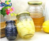 Лидирующий стеклянный опарник для меда, варенья, еды, маринует стеклянные бутылки 700ml
