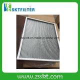 Воздушный фильтр глубокого Pleat высокотемпературный упорный HEPA