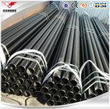 Tubo d'acciaio caldo della l$signora Welded di vendita con le misure reali per costruzione e la struttura d'acciaio