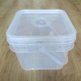 HDPE/PP Nahrungsmittelsicherer freier Plastikvorratsbehälter