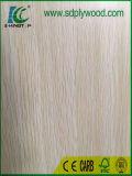 La mélamine face du grain du bois MDF pour marché au Moyen-Orient