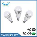3 Jahre der Garantie-B22 E27 E26 E14 100lm/W 10W 13W 16W des Scheinwerfer-LED Birnen-Lampen-