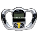 Moderno Excelente Qualidade Mini Digital LCD portátil Digital Handheld Índice de Massa Corporal BMI Meter Health Fat Analyzer Monitor