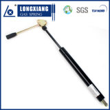 Contrefiches rigides réglables de gaz avec la clé courte pour l'appareil médical