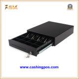 品質のPOSシステムMk410bのための黒い金属の現金引出し