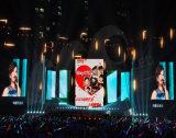 P4.81 stade pleine couleur intérieure Affichage LED de location de performances
