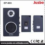 """Ep603 Schreibtisch-Büro-Lautsprecher des klingenden Systems-50W 4 """" aktiver"""