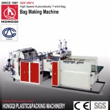 Haute vitesse automatique Heat-Sealing & Sac Cold-Cutting Making Machine