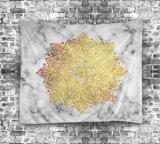 طبق مطرزة جدار [هنجنغس] غطاء