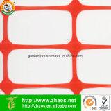 Orange Plastikaufbau-Sicherheitszaun 1.2*30.4m