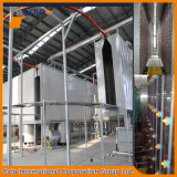 粉のコーティングの表面の前処理システム
