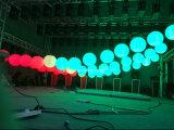 Boule de lumière cinétique cinématique RVB DMX
