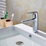 Flg Chrome Faucet Torneira para lavatório de banheiro Torneira única