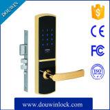 Apartamento de alta calidad tarjeta electronica de la cerradura de puerta clave