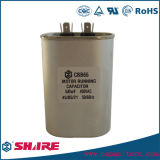 Металл кондиционера AC одиночной фазы Cbb65 может конденсатор