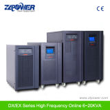 Vero UPS online 192VAC LED Display LCD onda sinusoidale pura linea senza interruzioni ( DX6kVA - DX20kVA )