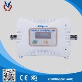 Répéteur de signal de téléphone cellulaire de la qualité 3G WCDMA pour l'usage à la maison