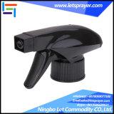 Preto 28/400 28/410 28/415 de pulverizador resistente plástico do disparador da mão dos PP para a limpeza