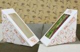 직접 공장 주문품 최고 판매 고급 샌드위치 포장 상자