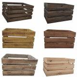 Que contenham madeira Box Engradado de madeira Custom-Made