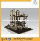 De Machine van het Recycling van de Distillatie van de Olie van de Motor van het afval