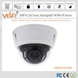 Les caméras de vidéosurveillance étanche infrarouge des fournisseurs de sécurité CCTV Caméra Dome réseau