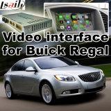 Surface adjacente visuelle androïde de système de navigation de GPS pour des insignes d'Opel/Buick Regal