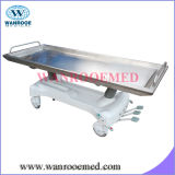 Tavolo operatorio d'imbalsamazione registrabile di altezza funerea idraulica Ga202
