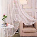 Ropa atractiva tejido de gasa pura cortina de tela (18F0110)