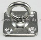 ステンレス鋼の旋回装置のリングの版