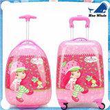 Bw1-075 de Schooltas van het Karretje van de Naam van het Type van Koffer en van de Afdeling van Kinderen
