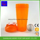 برتقاليّ لون رجّاجة زجاجة لأنّ تغذية مسحوق يهزّ أو يمزج