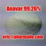 Poudre pure Anavar de la distribution de garantie de tablettes d'Anavar