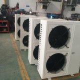 空気によって冷却される閉じる圧縮機の凝縮の単位