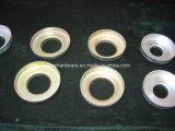 Fermi della fune metallica del metallo antifrizione & zoccoli della fune metallica per gli elevatori