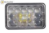 """고품질 5 """" 45W 4D 반사체 LED 모는 빛"""