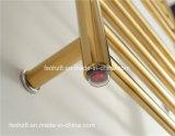 Guida di tovagliolo Heated dell'acciaio inossidabile per la stanza da bagno